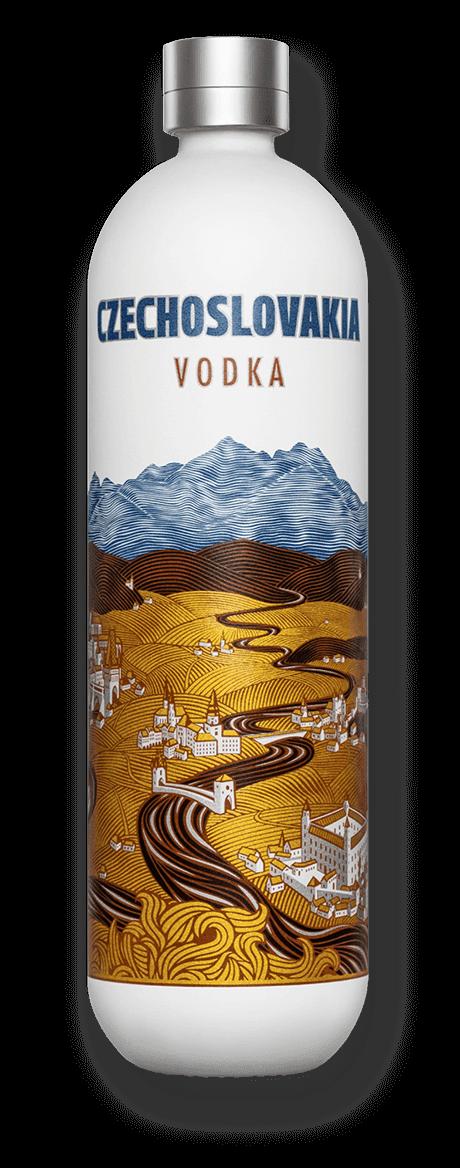 Czechoslovakia Vodka